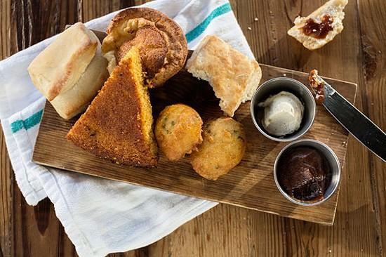 Juniper's Breadbasket | Jennifer Silverberg