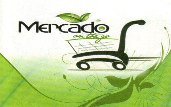 Mercado on the Go is a new online grocery delivery business that serves the St. Louis area. - COURTESY OF TIFFANY GLASCO AND MERCADO ON THE GO