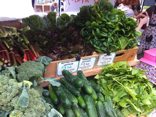 The farmers' market bounty doesn't end with the summer. - HOLLY FANN