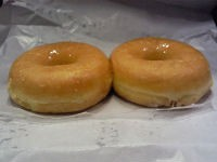 Time to steal the doughnuts. - WIKIMEDIA COMMONS