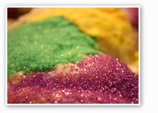 Looks like Mardi Gras to us! | Angie Garrett