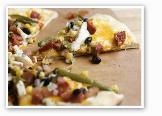 Sometimes you just can't finish your pizza. | Jennifer Silverberg