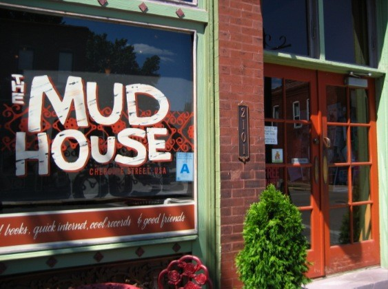 The Mud House. - KASE WICKMAN