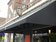 The new Three Kings Public House on the Delmar Loop