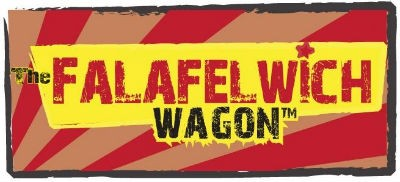 Look for this logo on a falafel wagon near you. - INSIDE HOSPITALITY