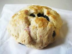 Farewell, sweet scone. - IAN FROEB