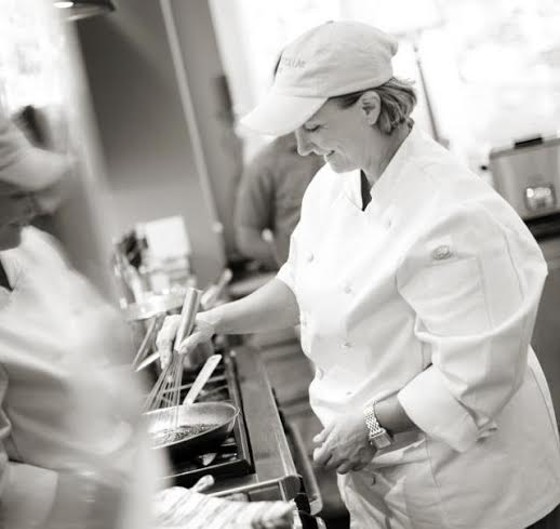 Chef Marianne Moore | Liz Sloan for L Photographie