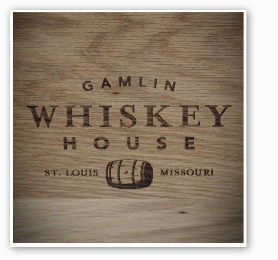Lots of leather-bound books, mahogany, that sort of thing. | Gamlin Whiskey House