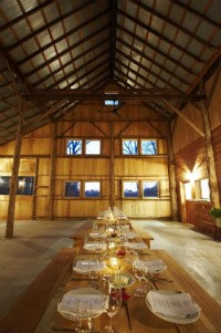Claverach's barn - CLAVERACH FARM & VINEYARDS