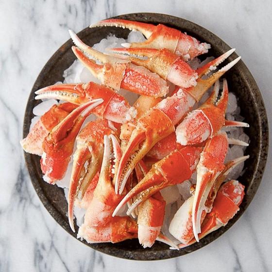 Crab legs. | Instagram/@dessertfortwo