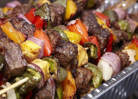 Eats from last year's Cinco de Mayo celebrations on Cherokee Street. | Steve Truesdell