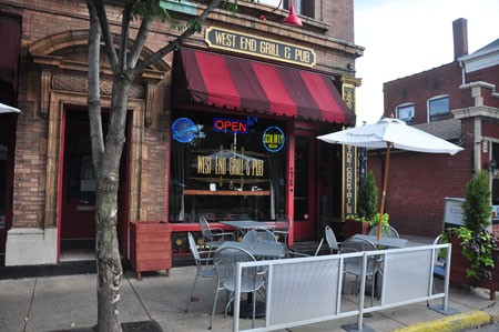 West End Grill & Pub | Tara Mahadevan