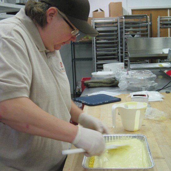 Time to make the...gooey butter cake! - ROBIN WHEELER