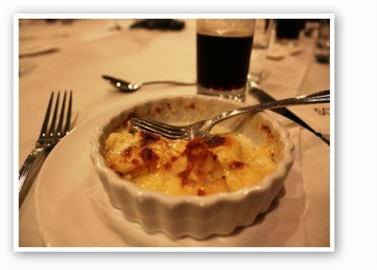 Rich, creamy cauliflower.   Pat Kohm