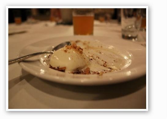 The mustardy pretzel gelato! | Pat Kohm