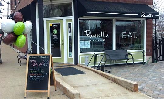 Russell's on Macklind.| Kaitlin Steinberg