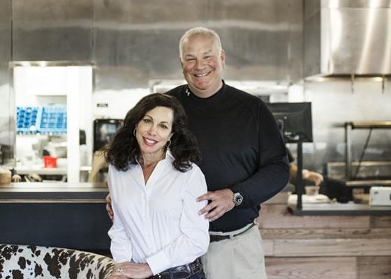 Andy and Dee Dee Kohn. | Jennifer Silverberg
