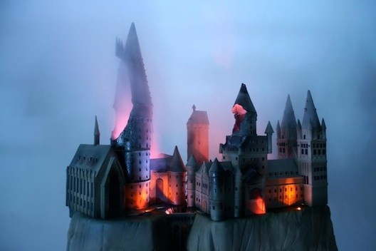 Hogwarts, the most delicious school of wizardry. - CHARM CITY CAKES