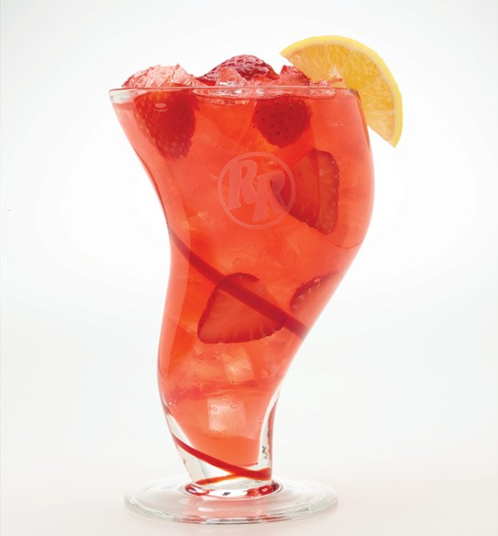 The Freckled Lemonade at Red Robin. | Red Robin