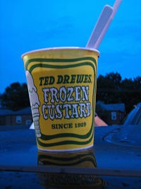 Ted Drewes: the Platonic ideal - FLICKR.COM/PHOTOS/SWAMPGODDESS