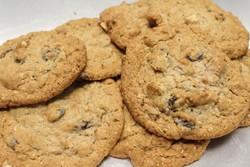 Oatmeal raisin cookies - MABEL SUEN