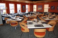 The dining room at Eclipse. - NICK LUCCHESI