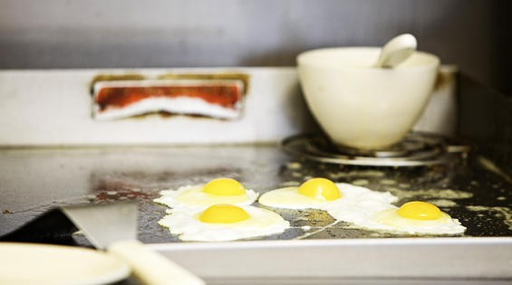 You can fry a lot of eggs in twenty-four hours. - JENNIFER SILVERBERG