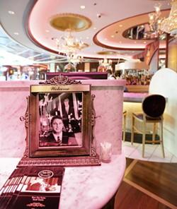 Jeff Ruby's photo will no longer grace River City Casino. - JENNIFER SILVERBERG