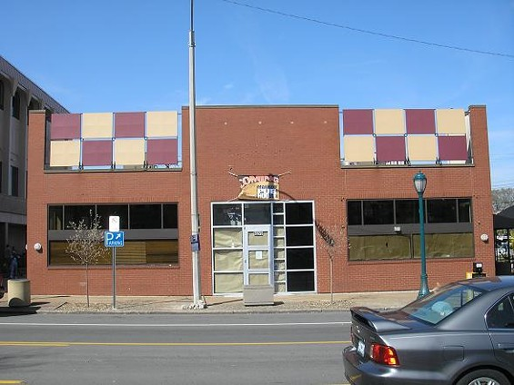 The Market Pub House, slated to open in May - IAN FROEB