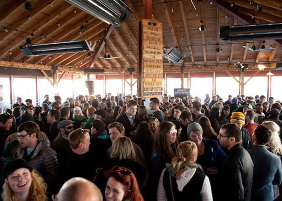 Cabin Fever at Schlafly in January. This time, it'll be warm! | Jon Gitchoff