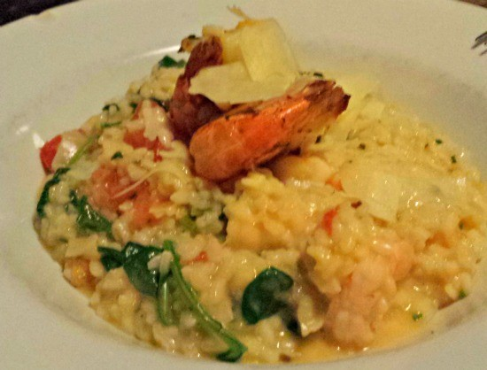 Not scrimping on shrimp. | Jessica Lussenhop