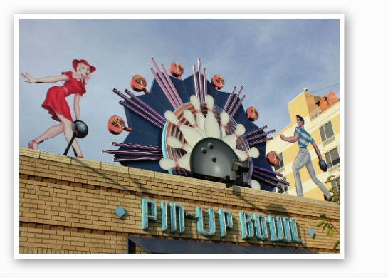 Welcome to the Pin-Up Bowl. | Pat Kohm