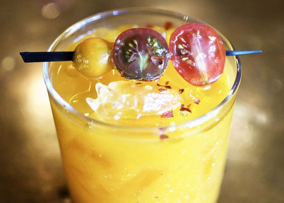 """The """"Mad Mary"""" at Mad Tomato. 