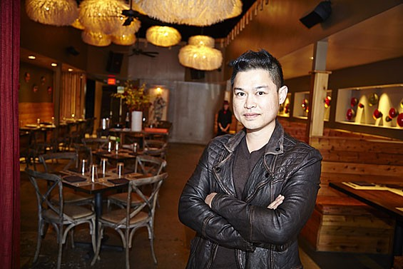 """Hiro Asian Kitchen's Bernie Lee says Washington Avenue have been like a """"ghost town"""" since Ballpark Village opened in March. - STEVE TRUESDELL"""