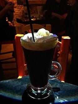 "The ""Cucuy's Coffee"" at Diablito's - KAYLEN WISSENGER"