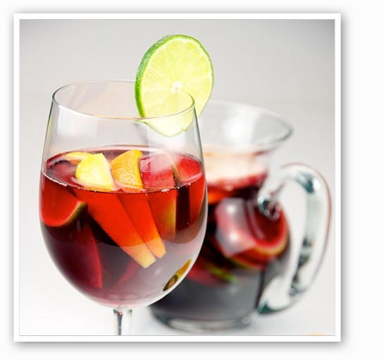 Sip some sangria at the Third Friday Party | Wikimedia Commons
