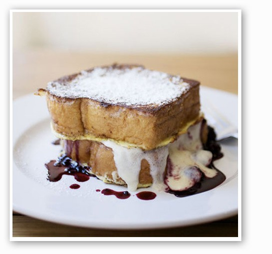 Does blackberry French toast do it for ya? | Jennifer Silverberg