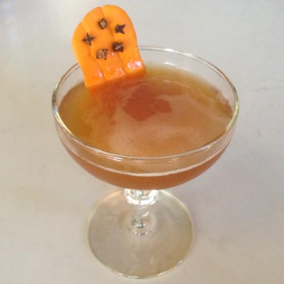 """Pumpkin Spiced Old Fashioned"" | Patrick J. Hurley"