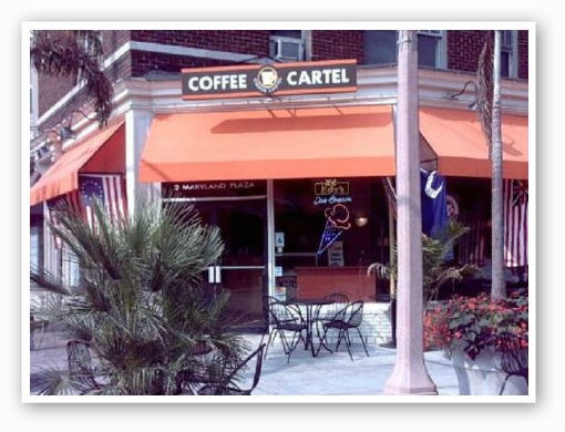You can always get a cup of Joe at The Coffee Cartel | RFT Photo
