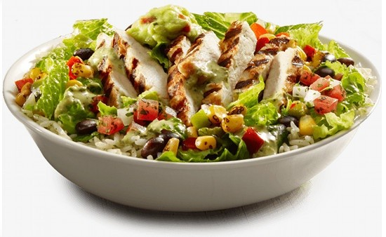 This is how Taco Bell wants you to envision its Cantina Bowl burrito bowl. Sure. Whatevs. - WWW.CANTINABELL.COM