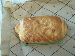 Saint Louis Bread Co.'s pain au chocolat. - EMILY WASSERMAN