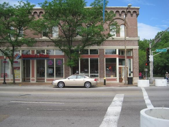 Tower Grove Creamery at South Grand and Arsenal - IAN FROEB