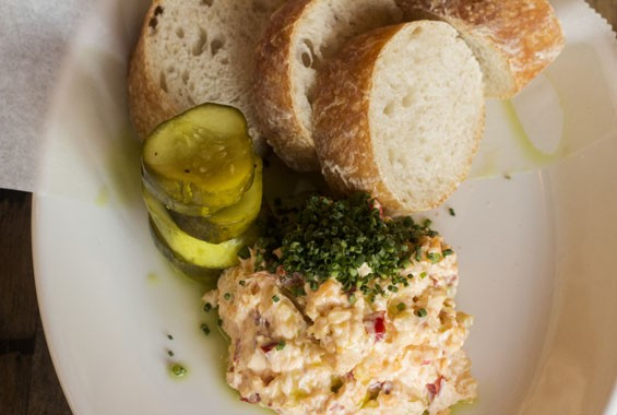 Mrs. Edna Mae's Pimento Cheese. | Mabel Suen