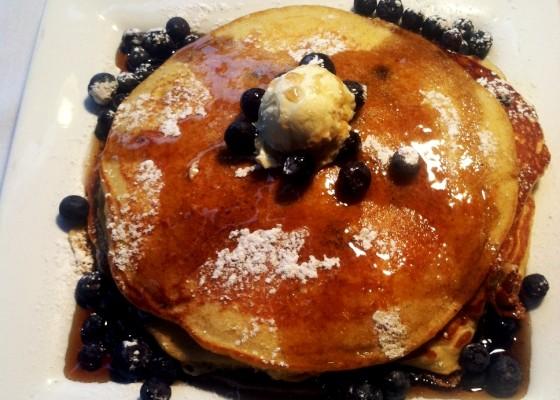 Pancakes at Benton Park Cafe   Nicole Costello