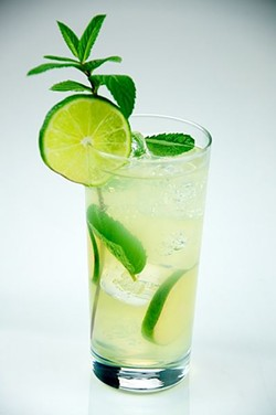 Mojitos: Coming soon to a bar tap near you? - IMAGE VIA