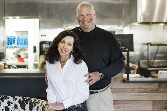 WildSmoke owners Dee Dee and Andy Kohn | Jennifer Silverberg