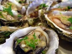 Mmm, oyster stuffing. - WIKIMEDIA COMMONS