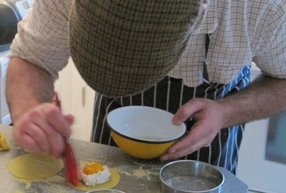 Culinary man of mystery, Entre:Underground's Chef John - ROBIN WHEELER