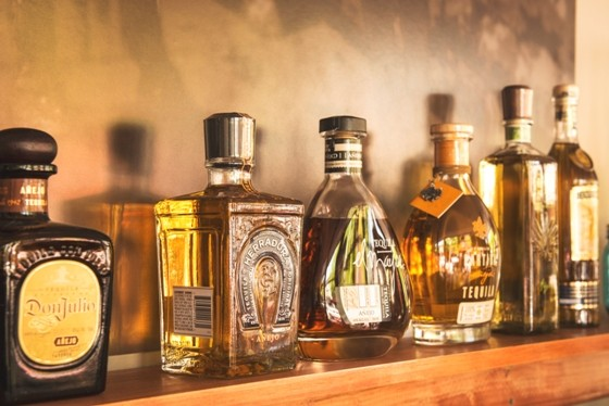THE TEQUILA SELECTION AT GRINGO | COREY WOODRUFF