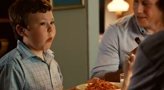 """Spaghetti doesn't erase the memory of seeing you two mid-coitus, Mom."""